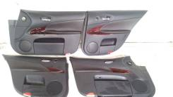 Обшивка двери. Lexus: GS300, GS460, GS450h, GS350, GS430 Двигатели: 3GRFE, 3GRFSE, 3UZFE, 2GRFSE