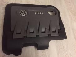 Защита двигателя. Volkswagen Tiguan