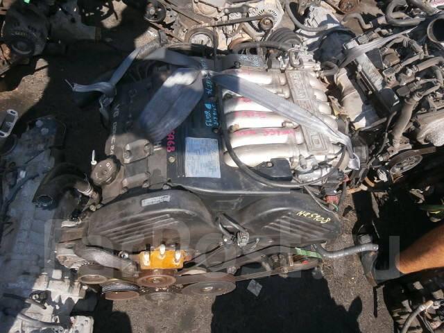 Двигатель MITSUBISHI SIGMA, F25A, 6G73, HQ5908, 0740031814