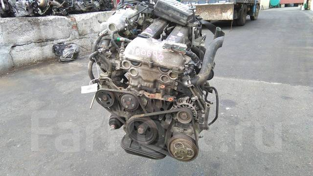 Двигатель NISSAN CALIFORNIA, Y10, SR20DE, YB0693, 0740036752