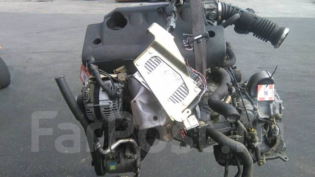Двигатель NISSAN MURANO, Z50, QR25DE, YB0466, 0740036433