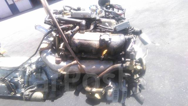 Двигатель NISSAN CEDRIC, Y32, VG30E, TB0428, 0740036395