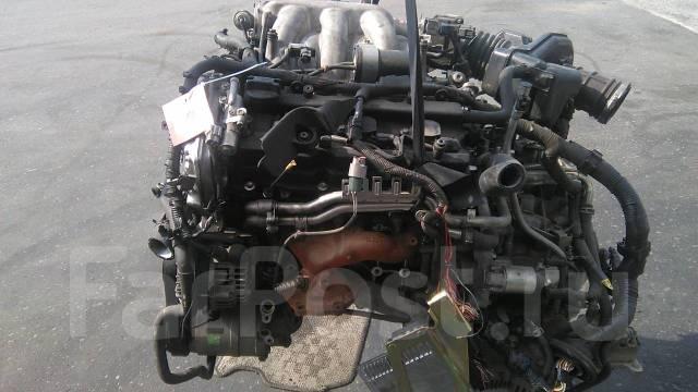 Двигатель NISSAN MURANO, Z50, VQ35DE, PQ9027, 0740034938