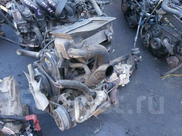 Двигатель SUZUKI JIMNY, JA71V, F5AT, IQ5303, 0740031189