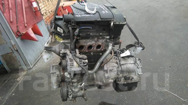 Двигатель TOYOTA PASSO, KGC10, 1KRFE, PB0137, 0740036149