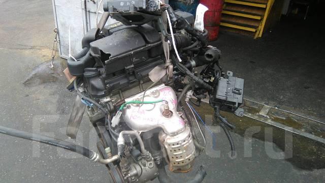 Двигатель SUZUKI ALTO, HA24V, K6A, KB0122, 0740036089