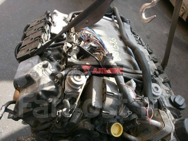 Двигатель MERCEDES-BENZ S500, W220, M113 986, BQ1386, 0740027387
