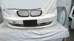Бампер BMW 116i, E87, N45B16, 0030037404, передний