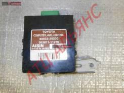 Блок управления TOYOTA FJ CRUISER, GSJ15, 1GRFE, 8953335230, 3550000066