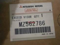 Ветровик MITSUBISHI PAJERO, V93W, 6G72, 2320000185