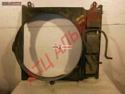 Диффузор радиатора NISSAN ARMADA, A60, VK56DE, 214767S000, 1050000005