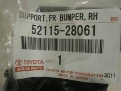 Крепление бампера TOYOTA LITEACE, CR50, 3CT, 5211528061, 4210000647