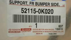 Крепление бампера TOYOTA HILUX, KUN26, 1KDFTV, 521150K020, 4210001804