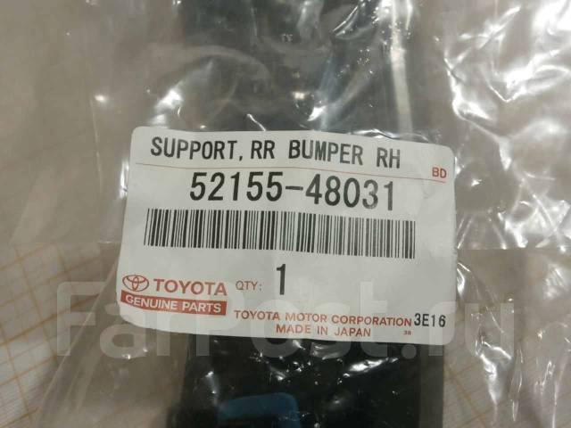 Крепление бампера LEXUS RX350, GGL15, 2GRFE, 5215548031, 4210000733