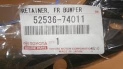 Крепление бампера TOYOTA iQ, KGJ10, 1KRFE, 5253674011, 4210001756