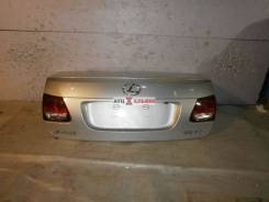 Крышка багажника LEXUS GS350, GRS191, 2GRFSE, 0160000887