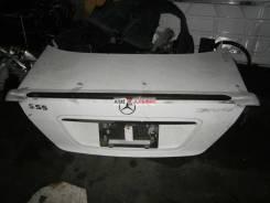 Крышка багажника MERCEDES-BENZ S500, W220, M113 986, WDB2201751A156781, 0160000993