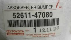 Наполнитель бампера TOYOTA PRIUS, ZVW30, 2ZRFXE, 5261147080, 5240000012
