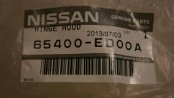 Петля капота NISSAN TIIDA LATIO, C11, HR15DE, 65400ED00A, 4910000285