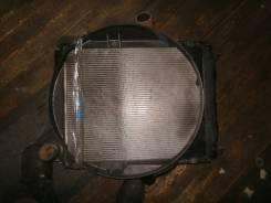 Радиатор основной MITSUBISHI CANTER, FE70B, 4M42, 0230014396