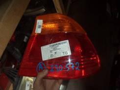 Стоп сигнал BMW 318i, E46, M43B19; _230572, WBAAL32000FH69816, 2840020431