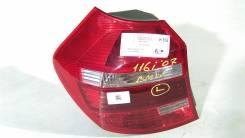 Стоп сигнал BMW 116i, E87, N45B16, 2840030378, левый задний