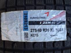 Kumho I'Zen KC15. Зимние, без шипов, 2011 год, без износа, 4 шт