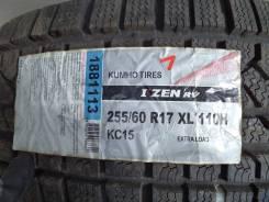 Kumho I'Zen KC15. Зимние, без шипов, 2010 год, без износа, 4 шт