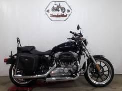Harley-Davidson Sportster 883 Low XL883L. 883 куб. см., исправен, птс, без пробега