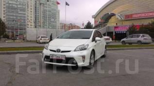 "Toyota Prius 2012 год ""Alfa-Car"". Без водителя"