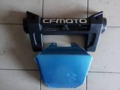 Защита лебедки и накладка на бампер CF Moto Х8