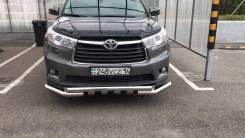 Кенгурятники. Toyota Highlander, GSU55L, SUV, ASU50L