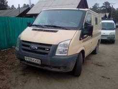 Ford Transit Van. Ford Tranzit Van, 2 400 куб. см., 4 места