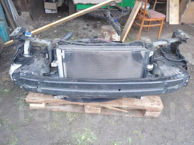 Радиатор кассетой + диффузор Volvo S60 S70 C60 2003-2008 г. в. Volvo S60, FS70 Volvo S70