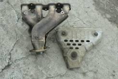 Коллектор выпускной. Mitsubishi Lancer Двигатель 4B10