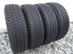 Bridgestone Blizzak VL1. Зимние, без шипов, 2013 год, износ: 10%, 4 шт