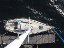 Срочно! Парусная яхта - Yamaha 33 во Владивостоке. Длина 10,00м.