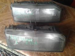 Продаю фару переднюю правую для MMC Galant, E15A.