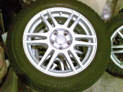 Bridgestone Blizzak Revo1. Зимние, без шипов, 2010 год, износ: 40%, 4 шт