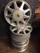 2Crave Wheels. 4.0x15, 5x98.00, ET0, ЦО 54,1мм.