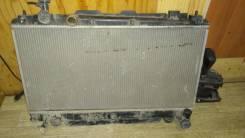 Радиатор охлаждения двигателя. Toyota RAV4, ACA20, ACA20W, ACA21, ACA21W, ACA22, ACA23, ACA26, CLA20, CLA21, ZCA25, ZCA25W, ZCA26, ZCA26W Двигатели: 1...