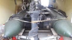 Корсар Комбат. Год: 2003 год, длина 4,30м., двигатель подвесной, 30,00л.с., бензин