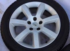 """Nissan. 7.5/8.0x17"""", 5x114.30, ET30/33"""