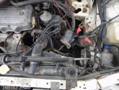 Вентилятор охлаждения радиатора. Mazda Familia, BF5P