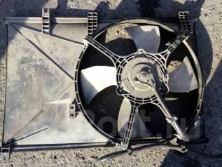 Вентилятор охлаждения радиатора. Mitsubishi Mirage, CK2A Двигатель 4G15
