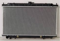 Радиатор охлаждения двигателя. Nissan Primera, P11, FHP11, WHNP11, WQP11, QP11, P11E, WP11E, WHP11, HP11, WP11, HNP11 Nissan Bluebird, SU14, HNU14, EN...