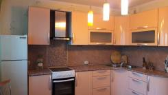 1-комнатная, улица Калинина 115а. Чуркин, частное лицо, 39,3кв.м. Кухня