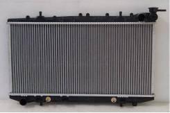 Радиатор охлаждения двигателя. Nissan: Wingroad, Pulsar, Presea, Sunny, Lucino, AD Двигатели: SR20SE, SR20DE, GA15DE, CD20, GA15DS, SR18DE, SR20DET, G...