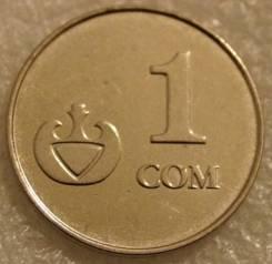 1 сом 2008 Киргизия