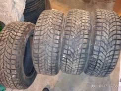 Bridgestone WT17. Зимние, шипованные, износ: 50%, 4 шт